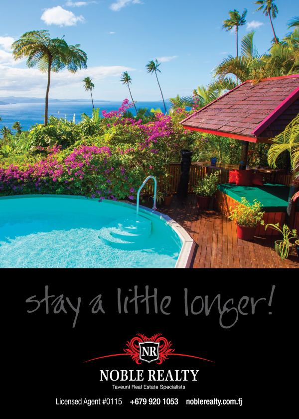 Fiji Real Estate For Sale - Taveuni, Qamea. Vanua Levu, Savusavu