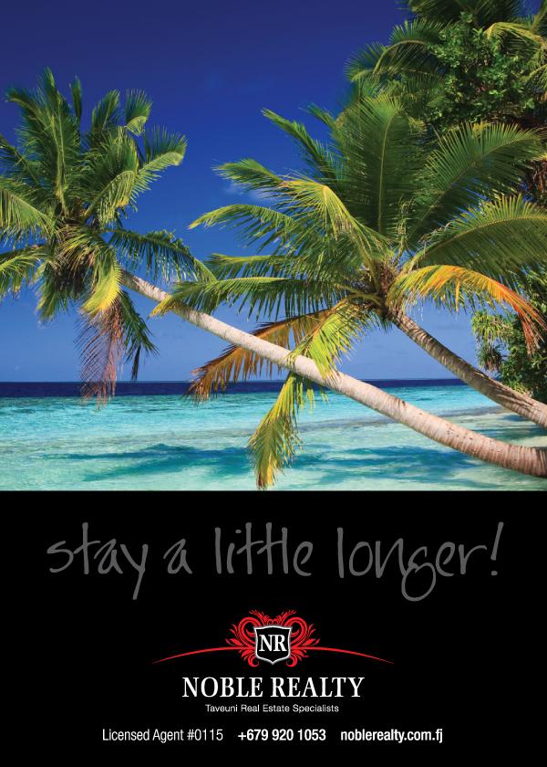 Fiji Real Estate For Sale: Taveuni, Qamea, Vanua Levu, Savusavu