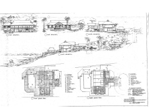 Coastal Lot 16 Villa Plan, Taveuni Estates