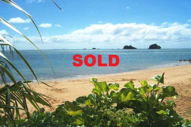 Matei Beachfront SOLD