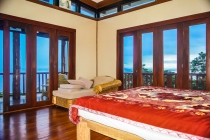 Four Pavilion Home, Soqulu, Taveuni Estates, Fiji - Master Bedroom