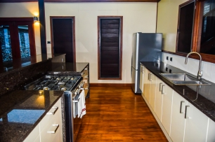 Four Pavilion Home, Soqulu, Taveuni Estates, Fiji - Kitchen Fixtures and Fittings 4