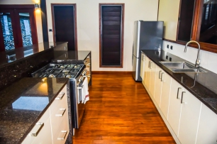 Four Pavilion Home, Soqulu, Taveuni Estates, Fiji - Kitchen Fixtures and Fittings 3