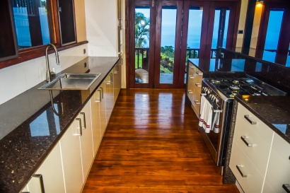 Four Pavilion Home, Soqulu, Taveuni Estates, Fiji - Kitchen Fixtures and Fittings 2