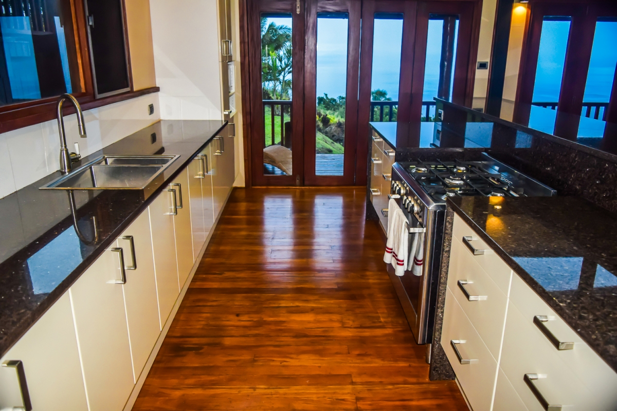 Four Pavilion Home, Soqulu, Taveuni Estates, Fiji - Kitchen Fixtures and Fittings