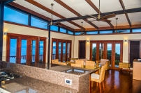 Four Pavilion Home, Soqulu, Taveuni Estates, Fiji - Kitchen View 2
