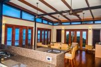 Four Pavilion Home, Soqulu, Taveuni Estates, Fiji - Kitchen View 2