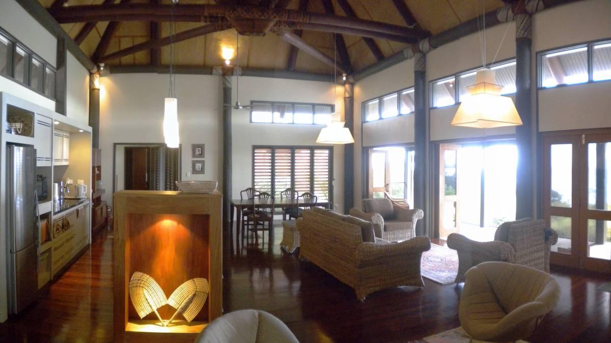 Maravu Paradise Interior Living
