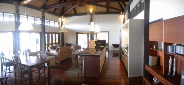 Maravu Paradise Interior Panorama