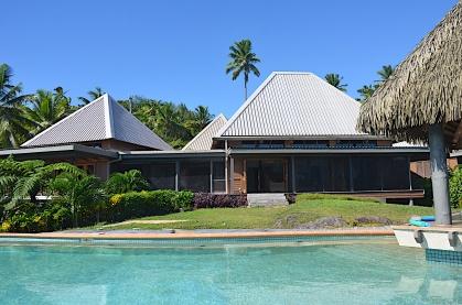 Maravu Paradise Poolside