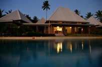 Maravu Paradise Evening Poolside and Bures