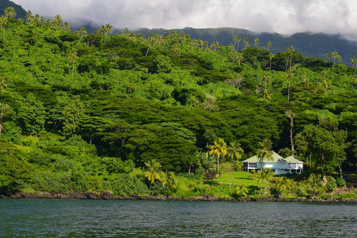 Fiji Real Estate For Sale: Beachfront Lots, Soqulu, Taveuni
