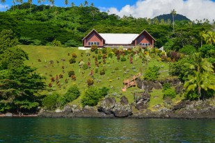 Commanding views and beach access, Soqulu, Taveuni Estates, Fiji
