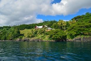 Oceanfront home, Soqulu, Taveuni Estates, Fiji