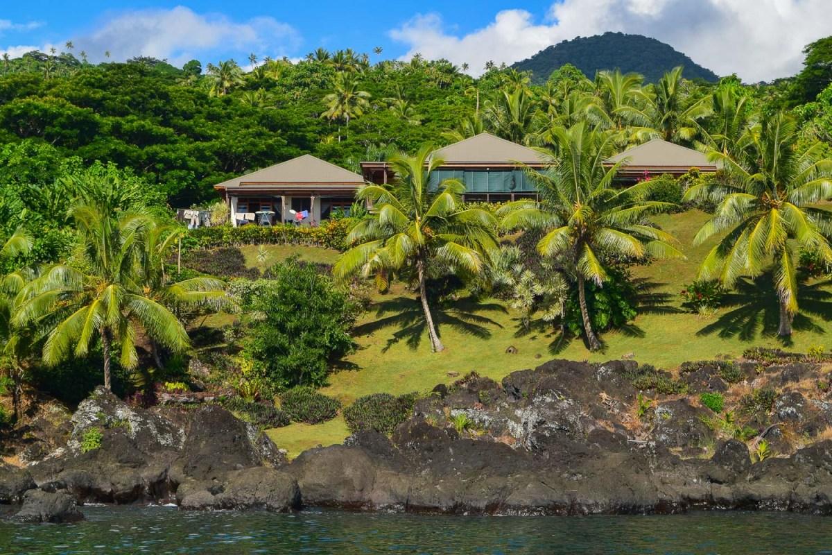 Absolute waterfront property, Soqulu, Taveuni Estates, Fiji