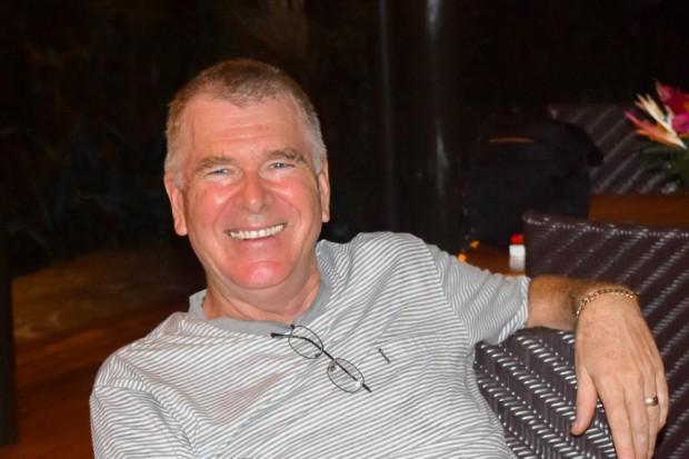 Stephen Noble: Owner of Noble Realty, Taveuni, Fiji Islands