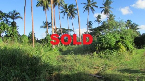 Matei Freehold, Taveuni - SOLD