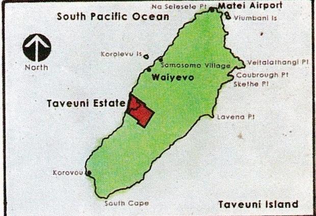 Taveuni Estates Location 2