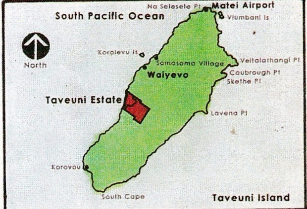 Taveuni Estates Location 2