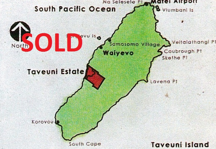 Sold Noble Realty Taveuni Real Estate Specialists Fiji