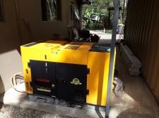 garage generator 10.5 kva